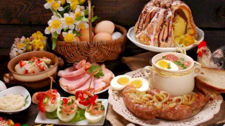 Avertisment privind masa de Paşte! Sfatul nutriționiștilor pentru sărbători în timpul pandemiei