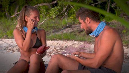 Lacrimi la Survivor România! Andrei și Karina s-au certat din cauza unei alte femei. Decizia pe care au luat-o cei doi