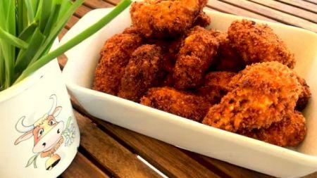 Rețetă aripioare pui super crispy! Delicioase ca la KFC! Ingredientul cheie pe care trebuie să-l folosiți
