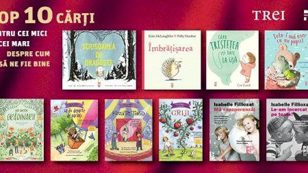 Review. 10 cărți despre cum să ne fie bine. Îți pot schimba viața