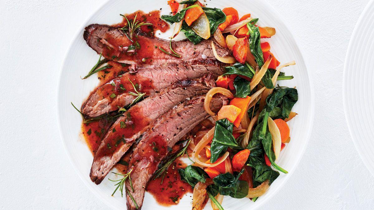 Cel mai bun mușchi de vită cu legume. Rețeta lui Chef Sorin Bontea. A dezvăluit ingredientul secret