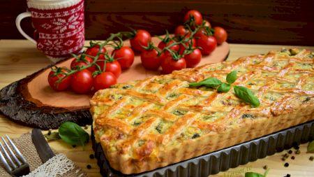 Cea mai bună tartă cu brânză din lume. Ingredientul secret care o face super delicioasă. Rețeta este simplă