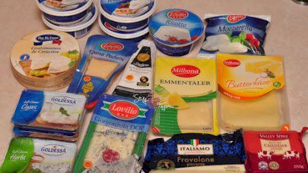 Atenție mare la aceste tipuri de brânză! Pe care este cel mai indicat să o consumați și ce efecte pozitive are