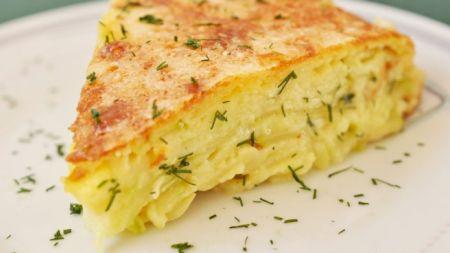 Cea mai delicioasă rețetă a verii: Budincă de dovlecei cu brânză