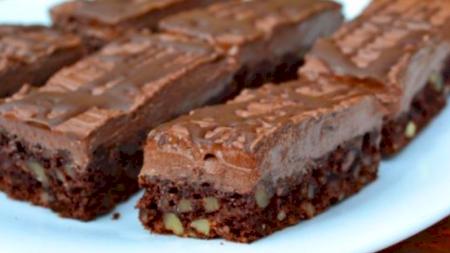 Cea mai bună prăjitură cu ciocolată din lume! Rețeta cea mai simplă. Oricine o poate prepara
