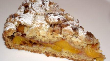 Crumble cu piersici și nectarine: Rețetă delicioasă și extrem de simplu de preparat