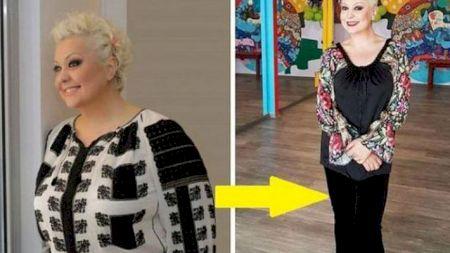 Cum a slăbit Monica Anghel peste 40 de kilograme? Secretele artistei pentru o siluetă de invidiat