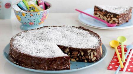 Cea mai delicioasă prăjitură cu biscuite. Rețeta cea mai ieftină. E mai gustoasă decât crezi