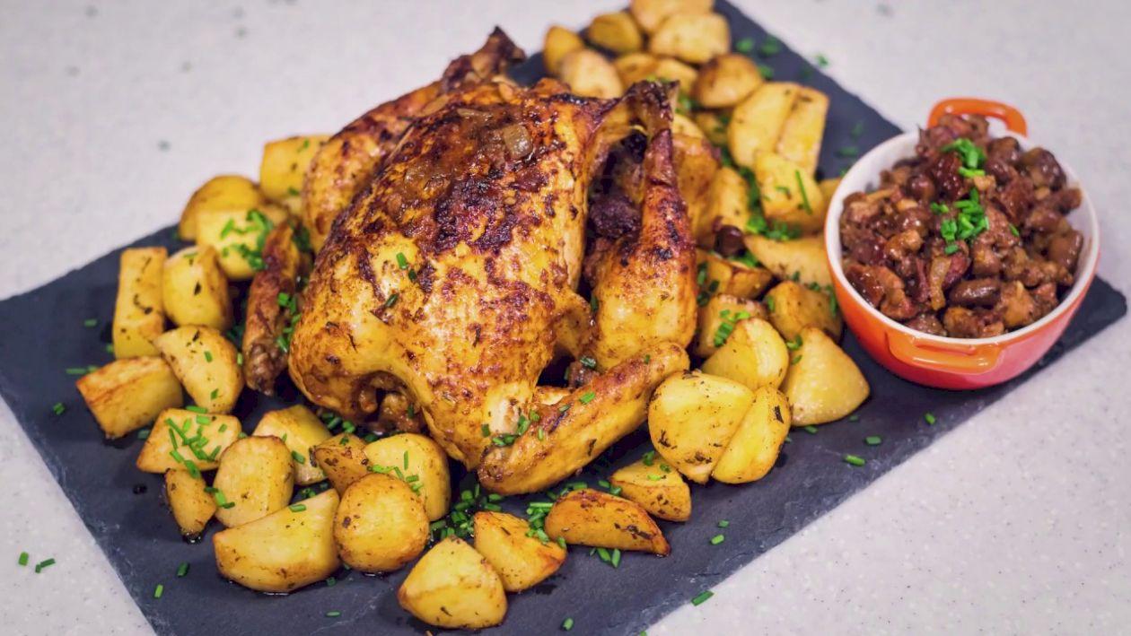 Rețetă: Pui fript la cuptor! Cea mai rumenă și fragedă friptură de pui. Care e secretul marilor bucătari?