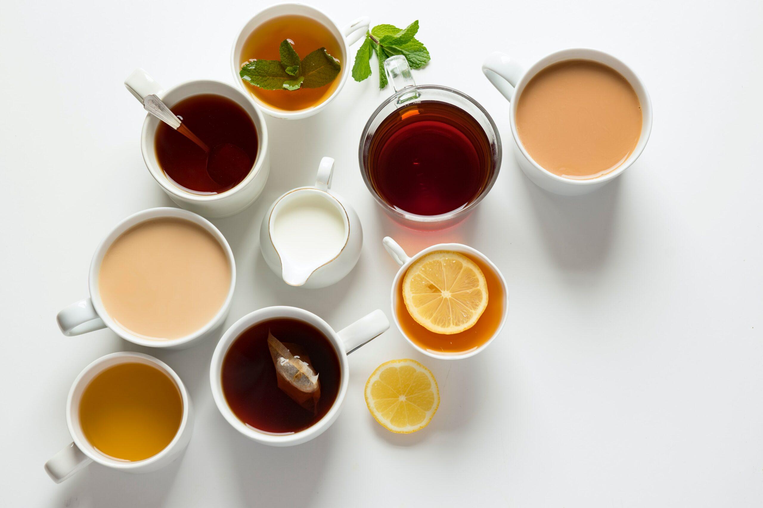 3 ceaiuri care te menţin tânăr
