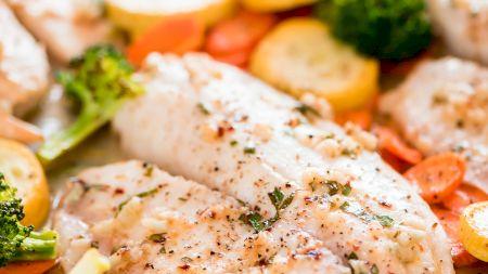Cel mai fraged pește la cuptor. Rețeta marilor bucătari. Este extrem de sănătos și e gata în câteva minute
