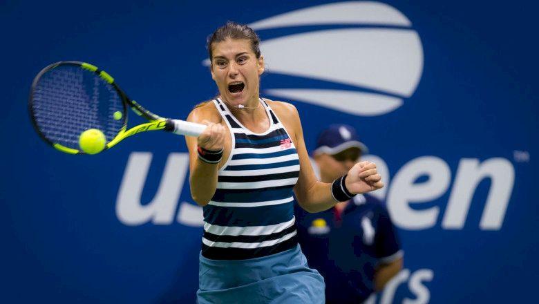 Dramă totală! Cum s-a terminat meciul dintre Sorana Cîrstea și Karolina Muchova din turul 3 de la US Open