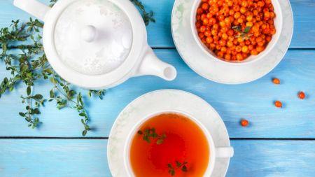 Ceaiul de cătină: Medicamentul natural suprem pentru creșterea imunității. Iată cum trebuie preparat