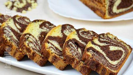 Chec super pufos cu cacao: cea mai bună rețetă a celebrei Jamila. Sute de mii de oameni au încercat-o deja