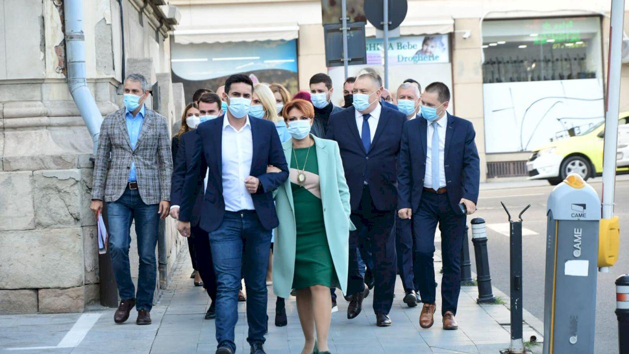 Cutremur pe scena politică! Lia Olguța Vasilescu și Claudiu Manda divorțează. Acuzații extrem de grave (SURSE)