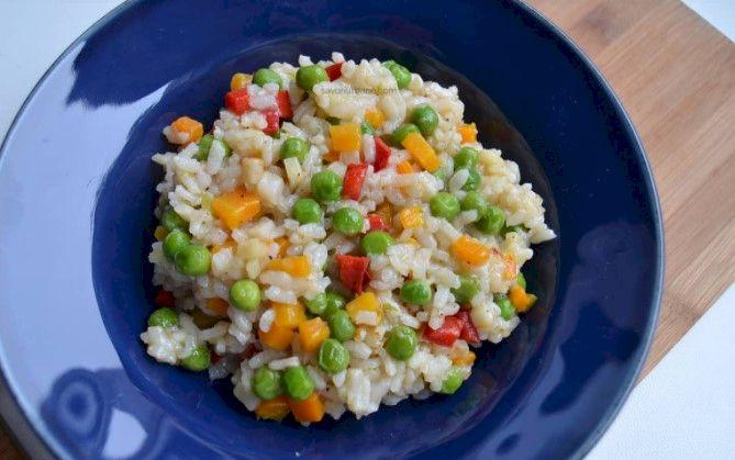 Rețetă: Cel mai delicios orez cu legume: Care e secretul simplu pentru a ieși exact ca la restaurant?