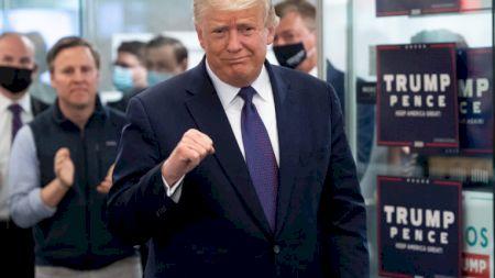 Gafă uriașă a lui Donald Trump în această dimineață! A fost ironizat pe toată planeta. Cine a câștigat alegerile prezidențiale 2020 în SUA