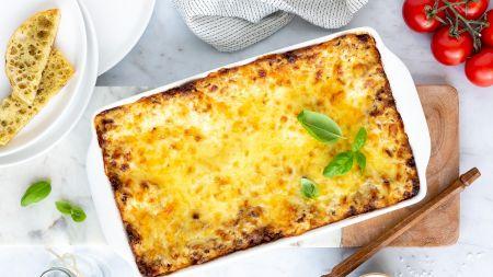 Rețetă: Cum faci o lasagna fără carne perfectă? Acestea sunt toate secretele