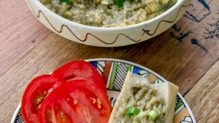 Cea mai bună salată de vinete din lume! Rețeta perfectă. E gata în mai puțin de o oră