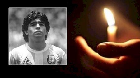 Tragedie internațională: A murit Diego Maradona. Fotbalul a pierdut cel mai mare jucător din istorie