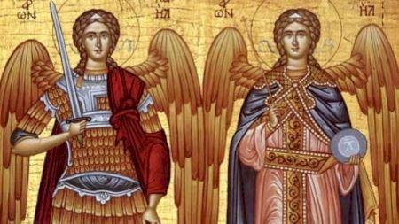 Sfinții Arhangheli Mihail și Gavriil, 8 noiembrie. Ce este complet interzis să faceți în această zi sfântă. Este cel mai mare păcat posibil