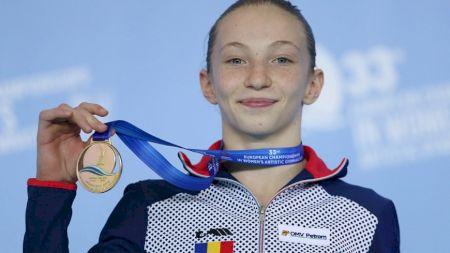 Performanță istorică pentru România! Ea este noua Nadia Comăneci: Ana Bărbosu, micuța gimnastă care a uluit planeta la Europenele din Turcia. Câte medalii a câștigat