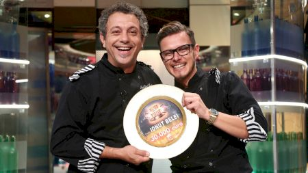 """Cutremur la Antena 1! Câștigătorul """"Chefi la Cuțite"""", la un pas de moarte: Am rămas fără aer"""