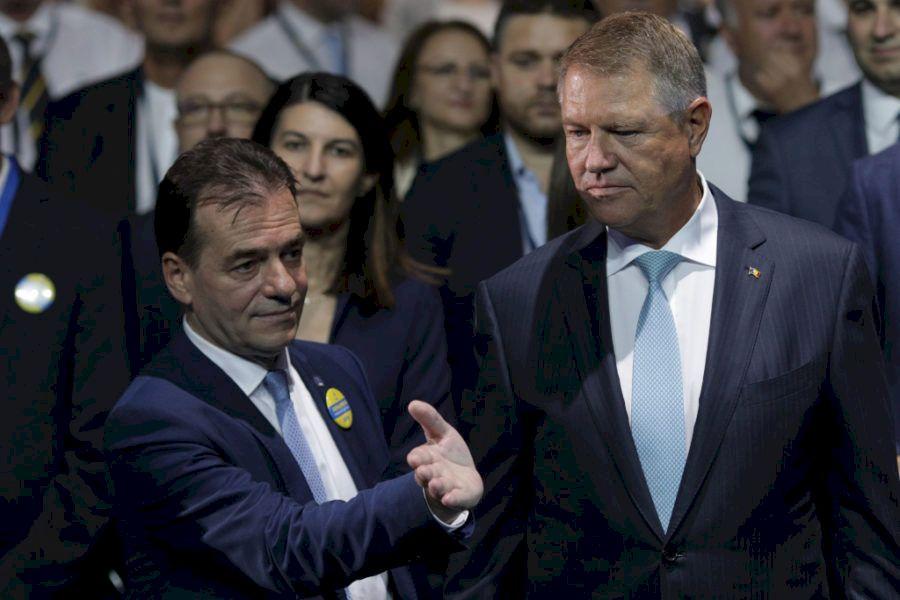 Dezvăluirea care-l distruge pe Ludovic Orban. Cu ce l-ar fi amenințat Iohannis: va fi arestat. Lista neagră cu liberali