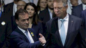 Florin Cîțu a decis! Va fi dat afară Orban din partid pentru că l-a jignit pe Klaus Iohannis. Detalii de ultimă oră