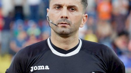 Sebastian Colțescu a încercat să se sinucidă. Detalii extrem de triste din viața arbitrului român care a declanșat scandalul internațional de rasism în urma unui meci din Liga Campionilor