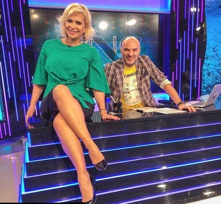 Boala gravă cu care a fost diagnosticată Paula Chirilă, colega lui Dan Capatos de emisiune! A fost luată cu salvarea de la Antena Stars