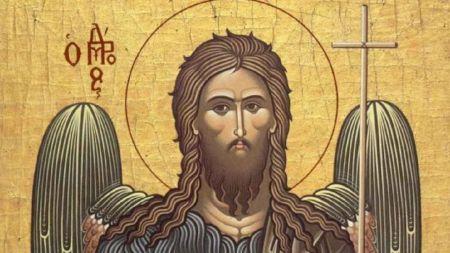 Atenție mare! Ce este complet interzis să faci pe 7 ianuarie, de Sfântul Ioan Botezătorul. Este mare sărbătoare
