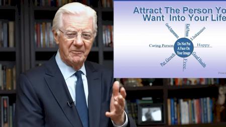 Cum atragi în viața ta persoana pe care ți-o dorești? Bob Proctor explică în detaliu cum se aplică legea atracției în această situație