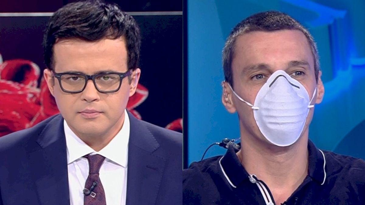 Plângere penală împotriva lui Mircea Badea. Realizatorul Antena 3 chemat la Poliție să dea explicații pentru fapta sa. Mihai Gâdea a rămas mască