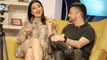 """Gabriela Cristea și Tavi Clonda s-au certat. Motivul pentru care cuplul nu se mai înțelege: """"S-a creat o tensiune"""""""