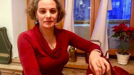 Maia Morgenstern a fost amenințată cu moartea de partidul AUR. Reacția liderului George Simion