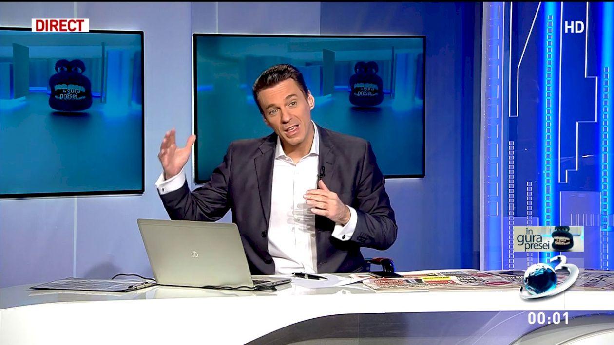 Scandal monstru la Antene! Florin Ristei, acuzații grave la adresa Antena 3. Mircea Badea îi spune că este o javră