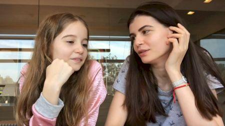 Monica Gabor s-a angajat ca profesoară în SUA! Ce materie predă și de ce fiica ei Irina a jumulit o rață