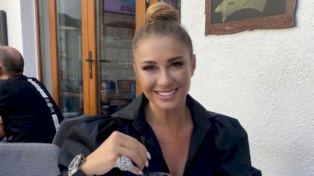 Cum arată și ce job neașteptat are Rebecca, fiica cea mare a celebrei Anamaria Prodan! Este superbă și are doar 22 de ani