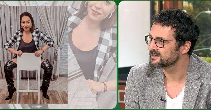 """Oana Roman, făcută de râs la Cătălin Măruță. La ce se gândește, când o vede, Andrei Aradits, celebrul actor din serialul """"Vlad"""""""