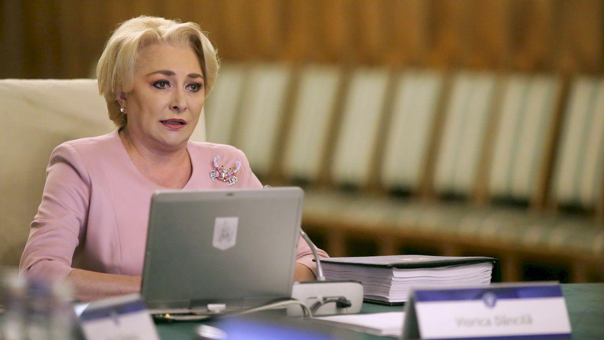 Ce salariu va avea Viorica Dăncilă la BNR și ce probe de concurs a susținut ca să fie angajată de Mugur Isărescu