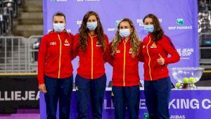 UPDATE! Mihaela Buzărnescu, final de meci. Fed Cup, România-Italia. Cum s-a terminat meciul în care a jucat Irina Bara cu Elisabeta Cocciaretto?