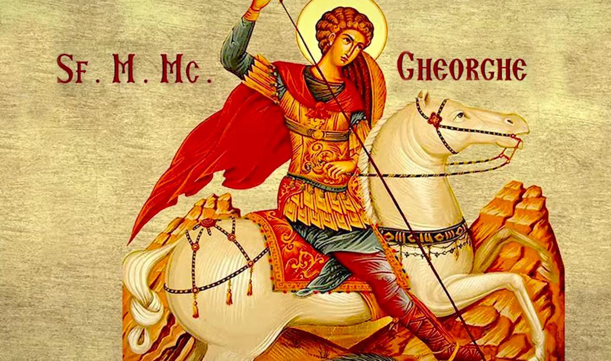 23 aprilie, Sfântul Gheorghe. Zi de mare sărbătoare. Ce este interzis să faci astăzi