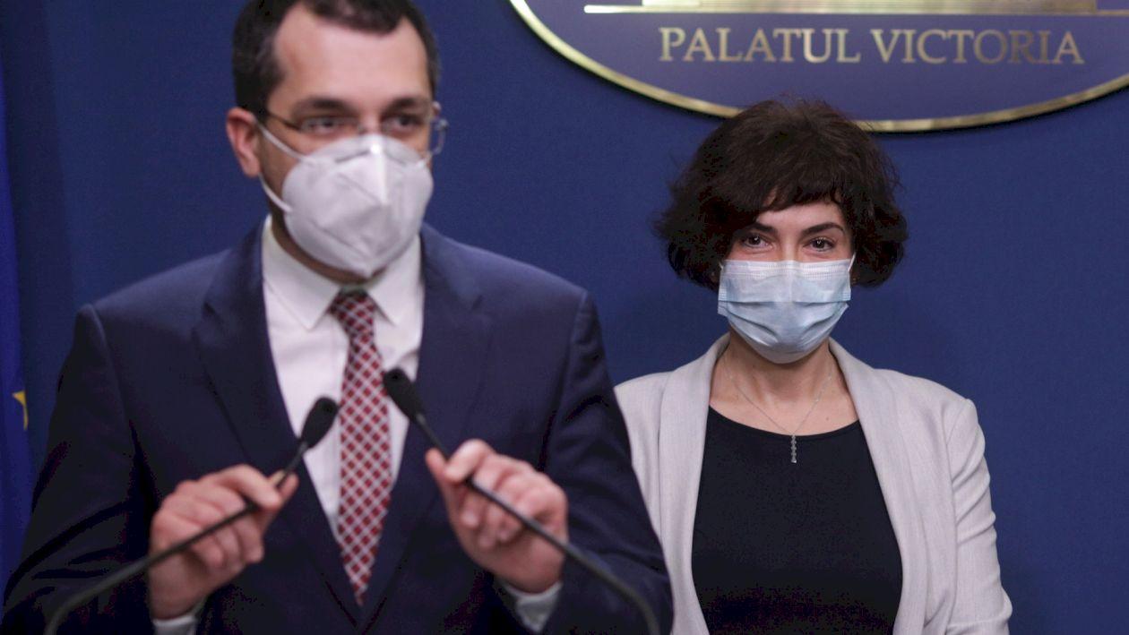 Femeia care ar putea deveni noul ministru al Sănătății. USR-PLUS cere, însă mai întâi demiterea lui Florin Cîțu