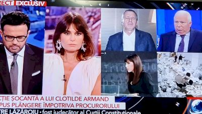 Denise Rifai a semnat cu Antena3? Vedeta Kanal D a apărut în emisiunea lui Mihai Gâdea, după mai multe acuzații de cenzură