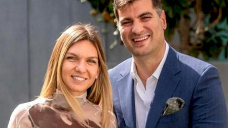 Ce diferență de vârstă este între Simona Halep și Toni Iuruc. Cine sunt milionarii care le vor fi nași de cununie