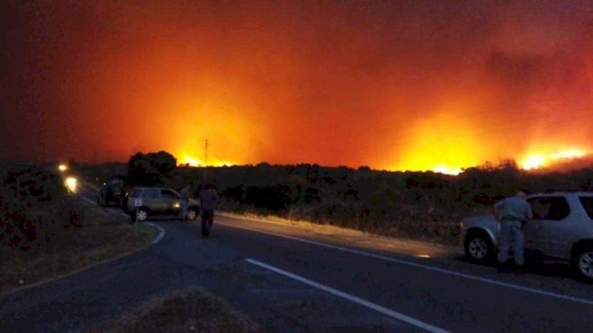 Italia arde din temelii. S-a dezlănțuit urgia pe insula Sardinia. E o catastrofă națională