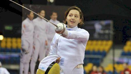 Ce a făcut Anamaria Brânză Popescu în concursul de spadă la Jocurile Olimpice? Românca este numărul 1 mondial