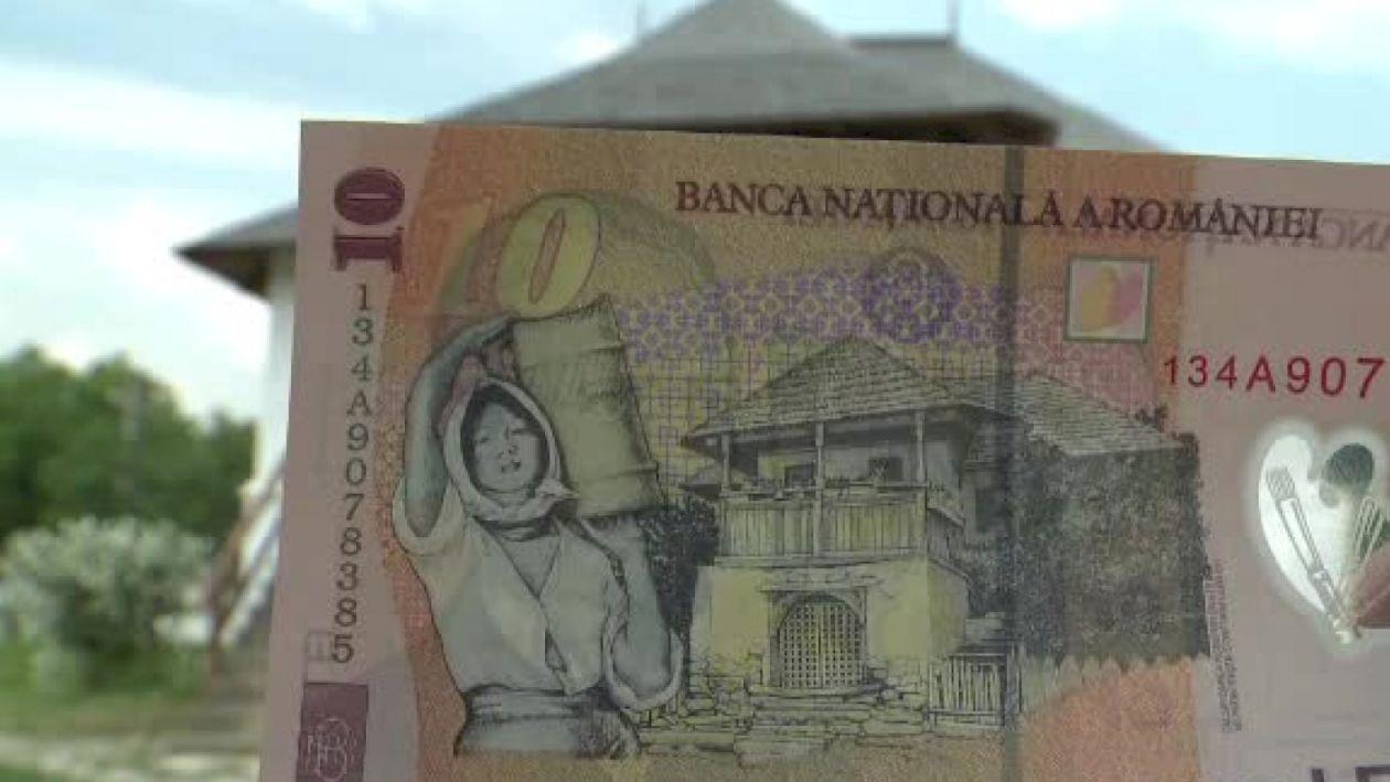 Unde puteți vizita casa care se găsește inscripționată pe bancnota de 10 lei? Este un fenomen al naturii, unde oamenii au construit minuni