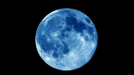 Lună Albastră pe 22 august! Fenomen astrologic extrem de rar. Ce inseamna